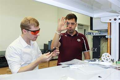 Strengthening 3-D printed parts for real-world use