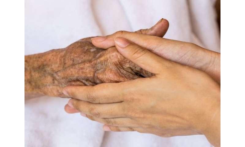 Three-quarters receiving 'End of life option act' drugs take them