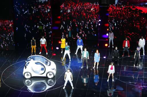 Electric cars, small SUVs dominate buzz at Frankfurt show