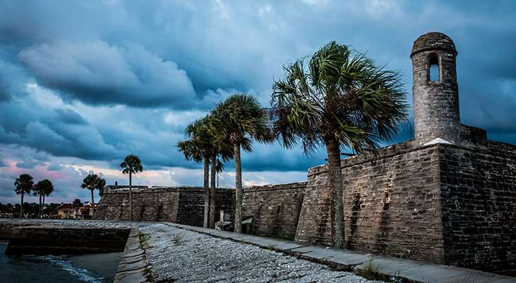 3-D imaging to help protect American heritage sites from hurricanes and natural disasters