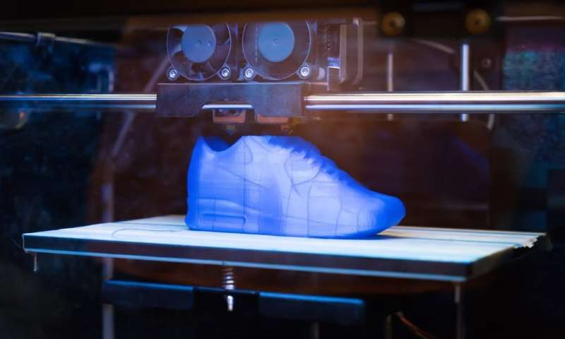 3-D printed sports shoes are more about your wallet than your feet