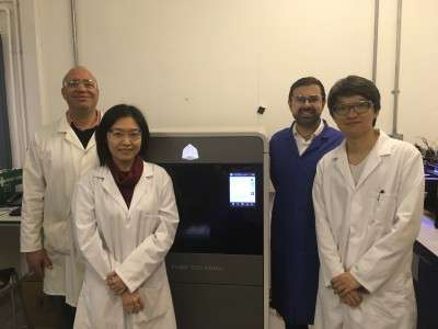 3-D printing could transform future membrane technology