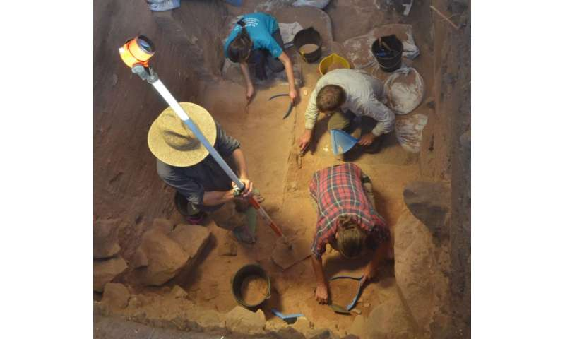 Buried tools and pigments tell a new history of humans in Australia for 65,000 years