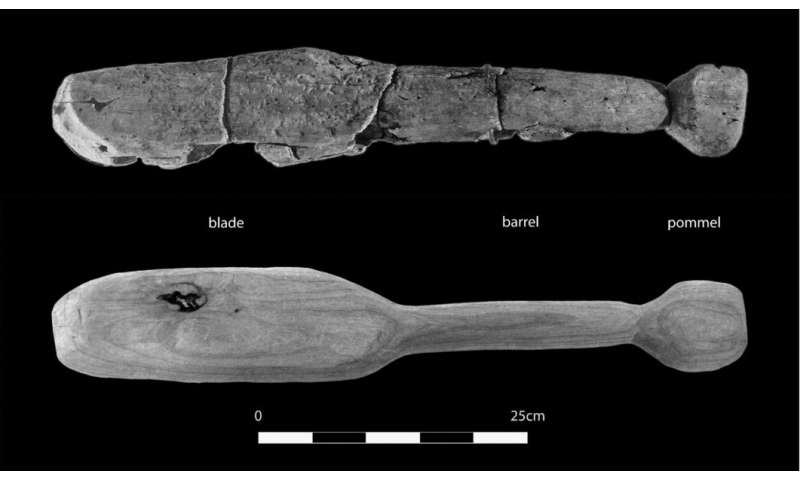Experiments show Neolithic Thames beater could be used to kill a person