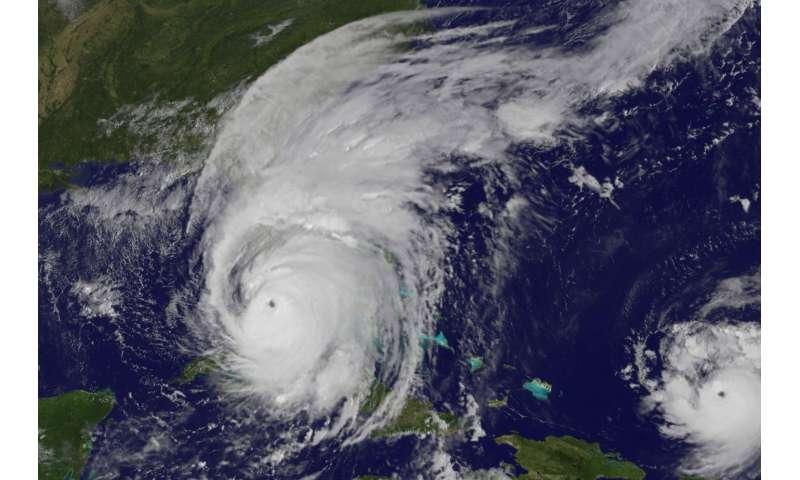 NASA sees Hurricane Irma affecting south Florida