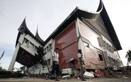 New Indonesia tsunami network could add crucial minutes