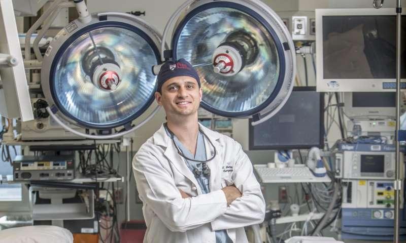 Pennsylvania hospital neurosurgeon performs first endoscopic minimally invasive spinal surgery in PA