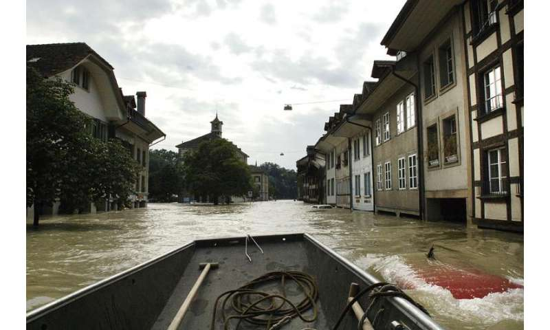 """Scientists use """"Piz Daint"""" simulations to track heavy summer precipitation from the Mediterranean"""