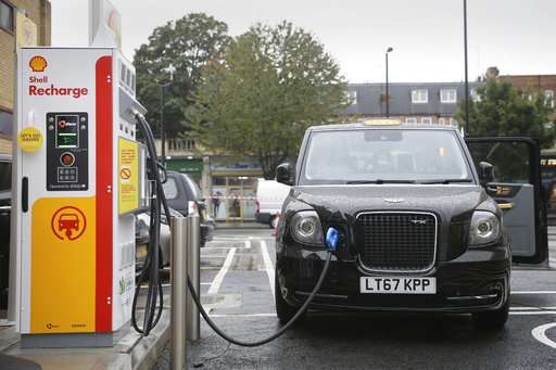 Shell Opens Its First Electric Vehicle Charging Points,Blue Eyes Warm Chocolate Brown Hair Color