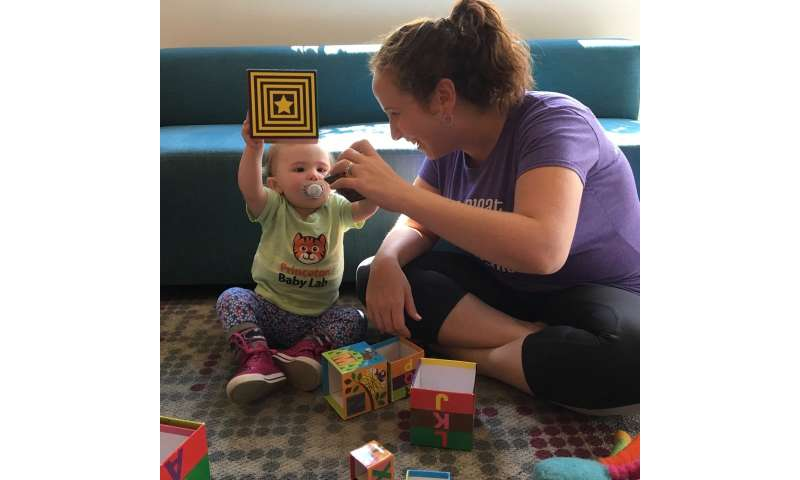 Study finds new feature of 'baby talk' in any language