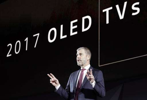 The big thing in TV sets this year is ... big TV sets