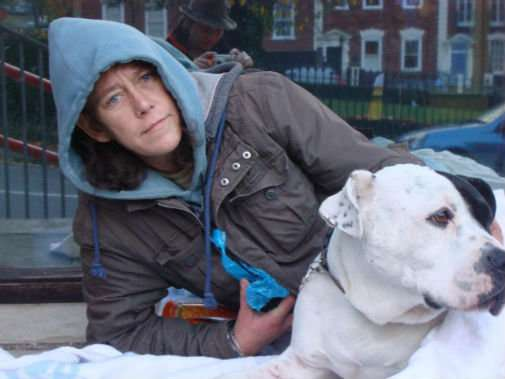 Archaeologist reports on collaborative social archaeology with homeless people
