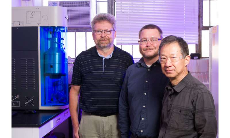 Study reveals exactly how low-cost fuel cell catalysts work