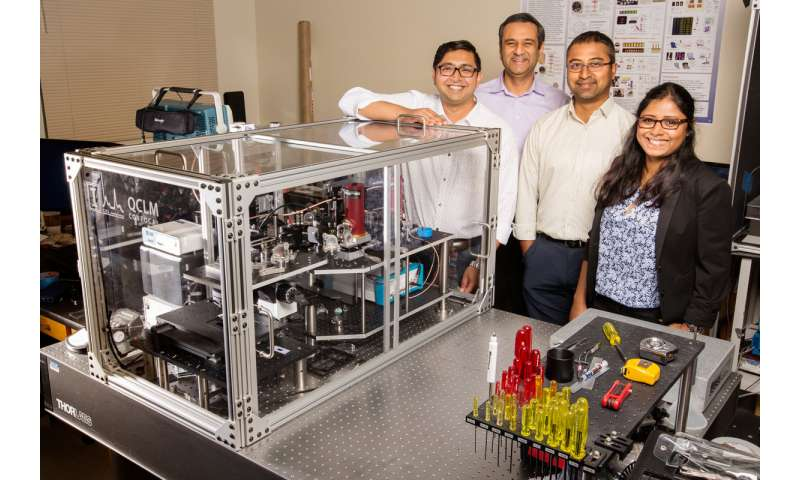 Researchers put new spin on old technique to engineer better absorptive materials