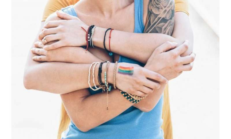 Understanding the causes of stress on health of gay or lesbian adolescents