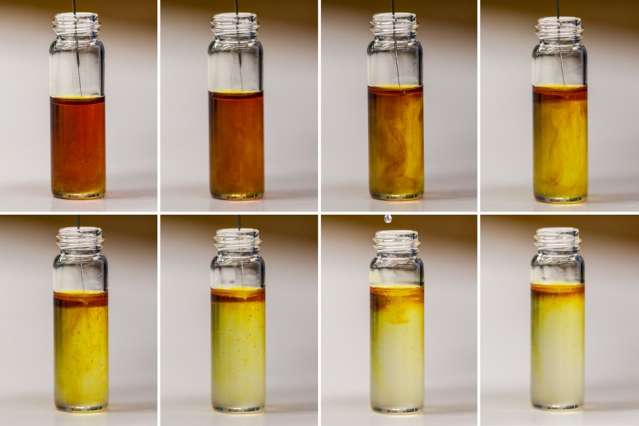 Researchers clarify mystery about proposed battery material