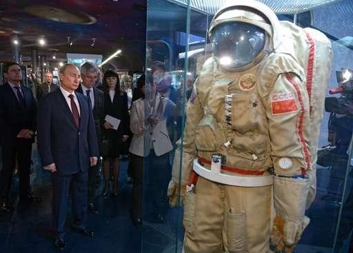 60 years after Sputnik, Russian space program faces troubles