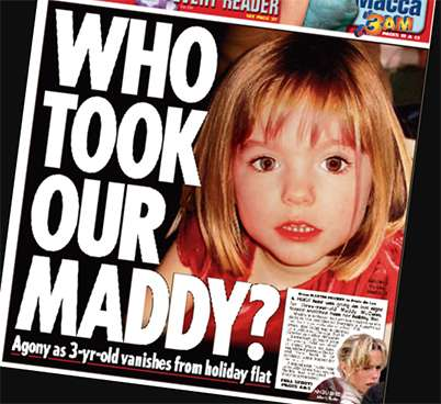 Exploring the world of the Madeleine McCann trolls