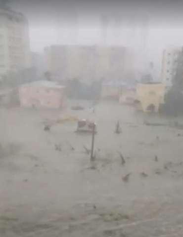 Hurricane Irma hits the Caribbean and Florida