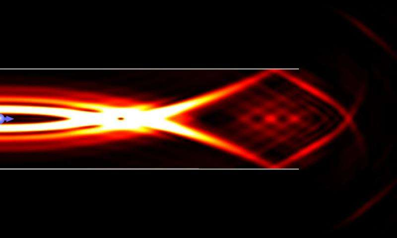 Physicists design ultrafocused pulses