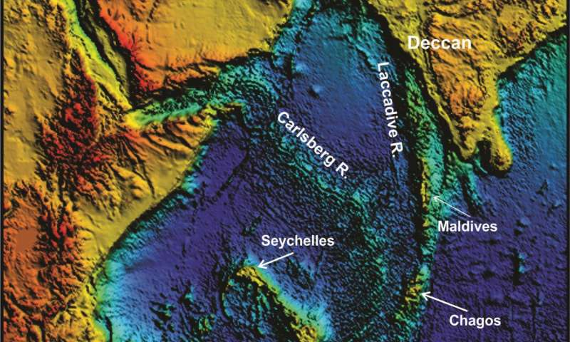 Researchers confirm the existence of a 'lost continent' under Mauritius