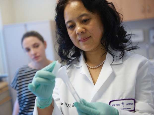 Researchers study patients' genetic and susceptibility risk factors for lymphedema