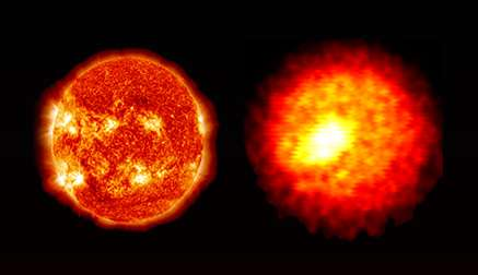 Scientists probe the conditions of stellar interiors to measure nuclear reactions