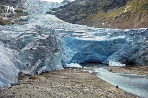 Then and now: How glaciers around the world are melting