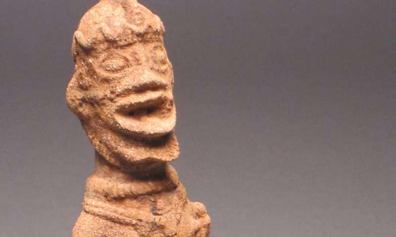 Ancient figures reveal trading routes of prehistoric African civilisation