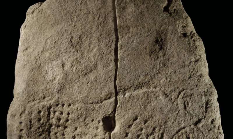 Anthropologists uncover art by (really) old masters -- 38,000 year-old engravings