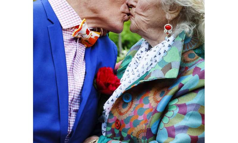 Think you're not having enough sex? Try being a senior in assisted living