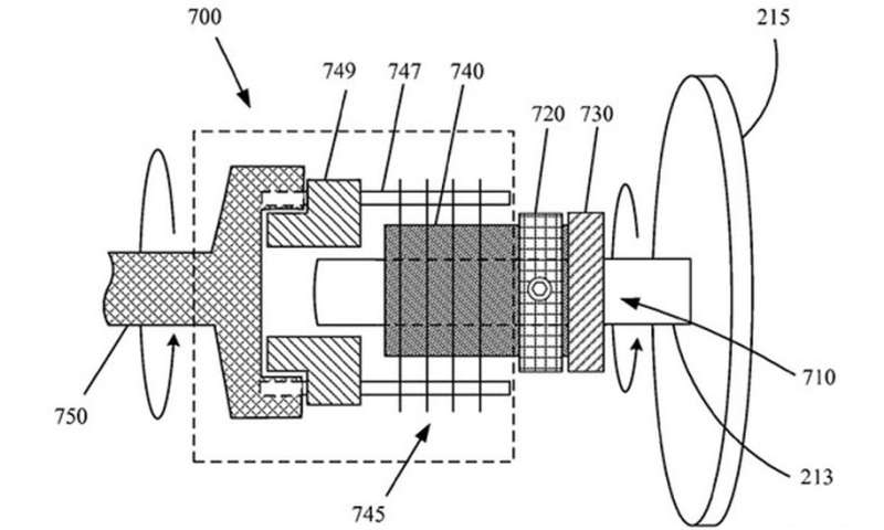 Patent talk: Could an Apple device offer charge boost by winding?
