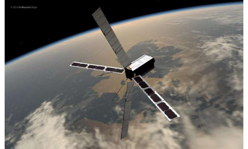 How low can you go? New project to bring satellites nearer to Earth