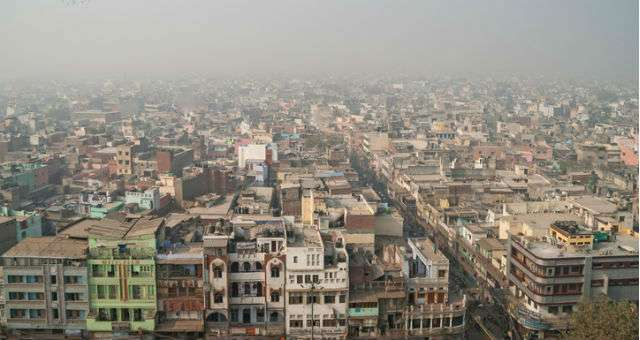 Undetermined whether odd-even car trials can combat air pollution in India
