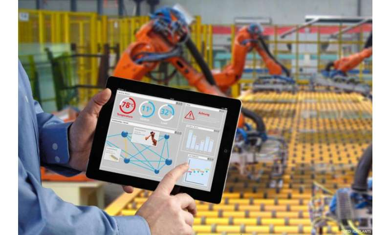 New security procedures secure the intelligent factory