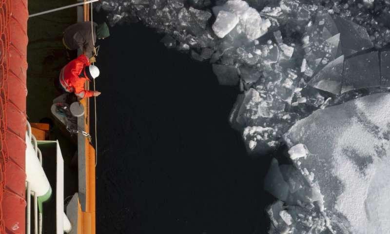 Eastern Arctic Ocean found to be undergoing 'Atlantification'