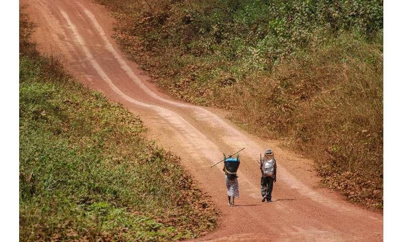 Genetic analysis reveals patterns of migration of early Bantu speaking people