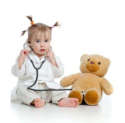 Child patients value warm medical encounters