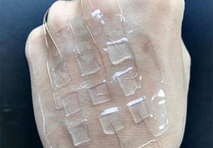 Chinese team develops skin-like triboelectric nanogenerator