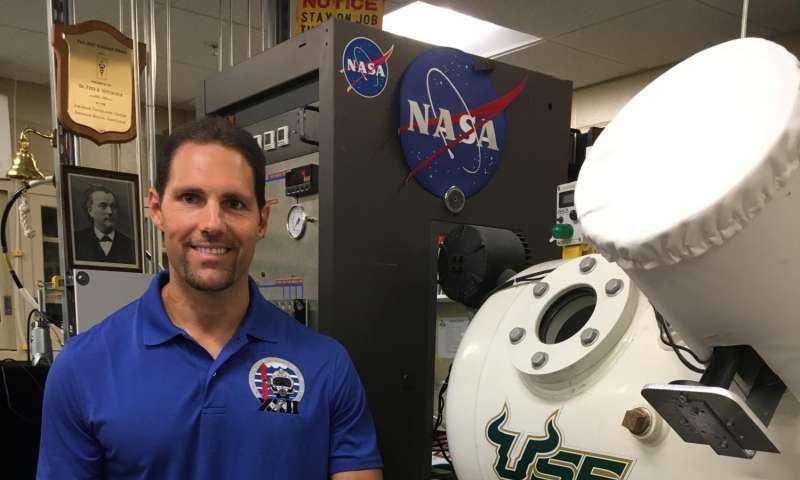 NASA mission tests ketogenic diet undersea, simulating life on Mars