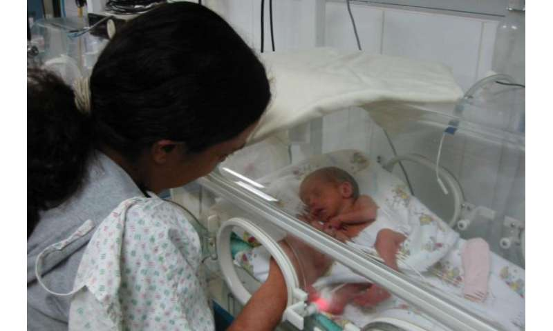 Study of premature babies has implications for future treatment