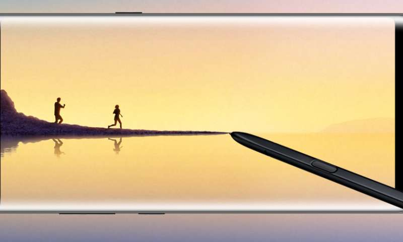 Samsung Galaxy Note 8 first look: Sharp phone with few surprises