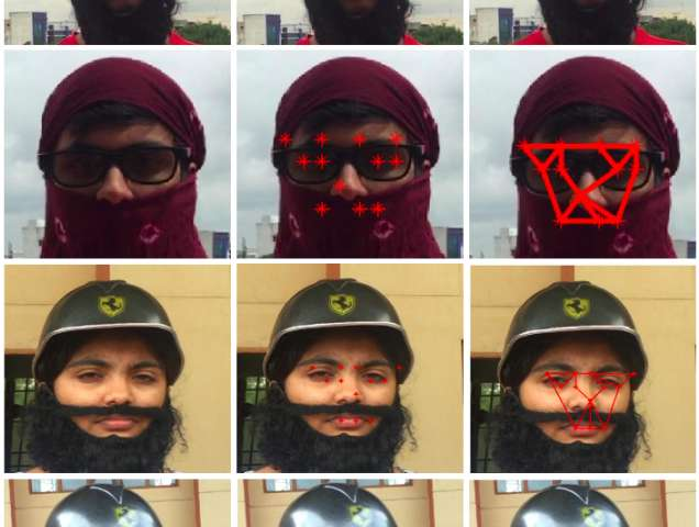 Meeting the disguised face challenge via deep convolutional network