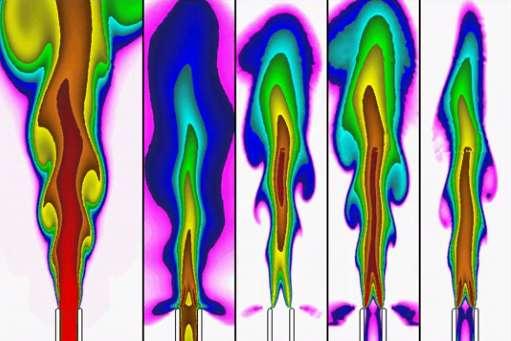 The turbulent healing powers of plasma