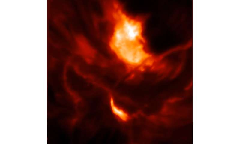 Scientists observe largest solar flare in 12 years