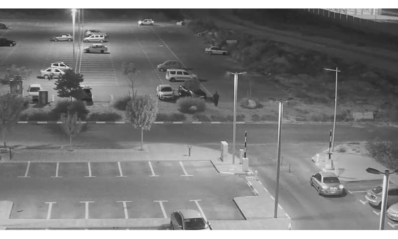 Security cameras are vulnerable to attacks using infrared light: study