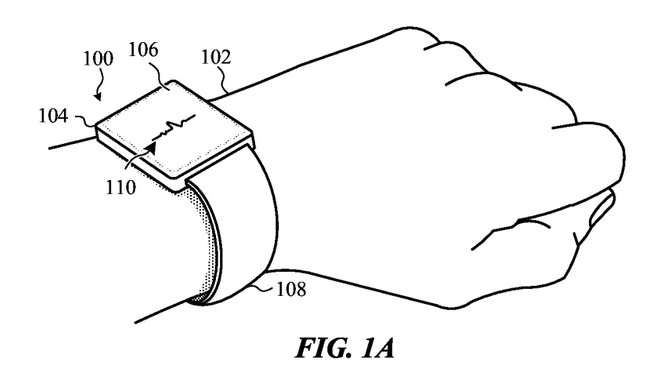 Patent talk: Apple offers strap solutions for satisfying fit