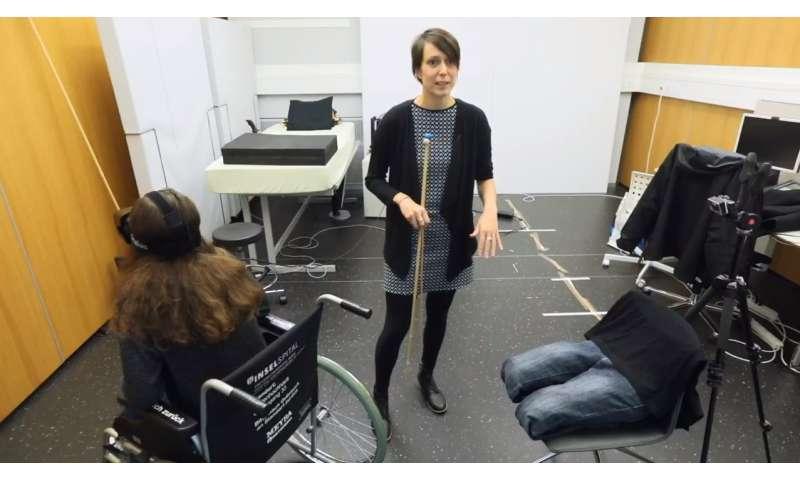 Virtual reality reduces phantom pain in paraplegics
