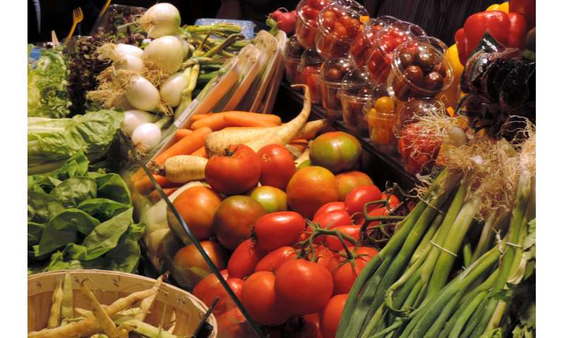 Plant-based diet associated with lower heart failure risk