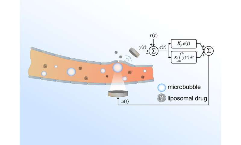 A delicate crossing: Controller developed to open the blood-brain barrier with precision
